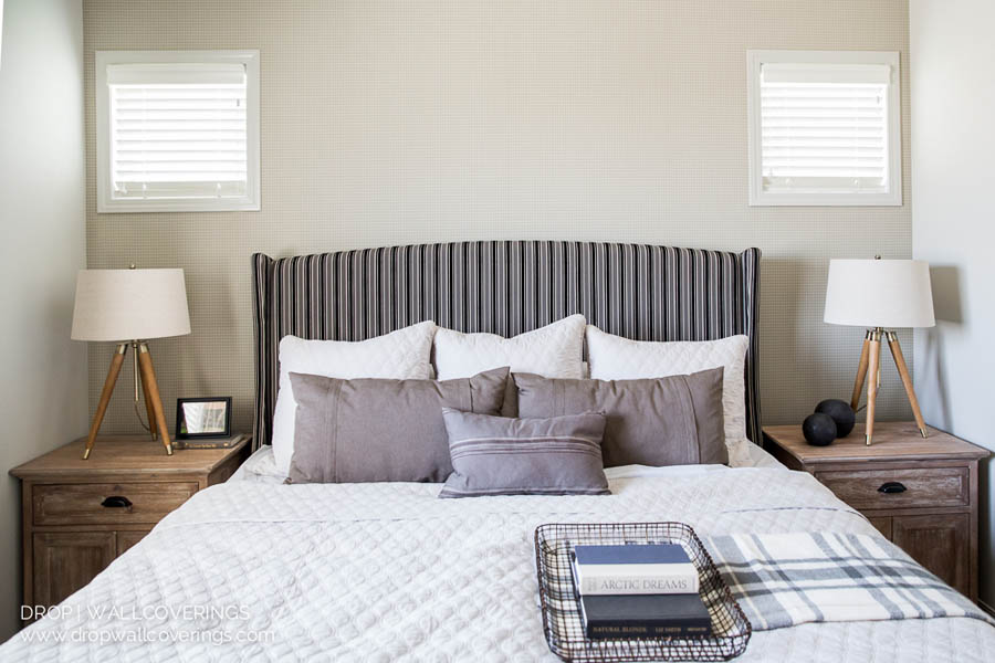 Subtle Houndstooth Wallpaper By Calgary Professional