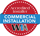 WIA Accredited Installer Commercial Installation